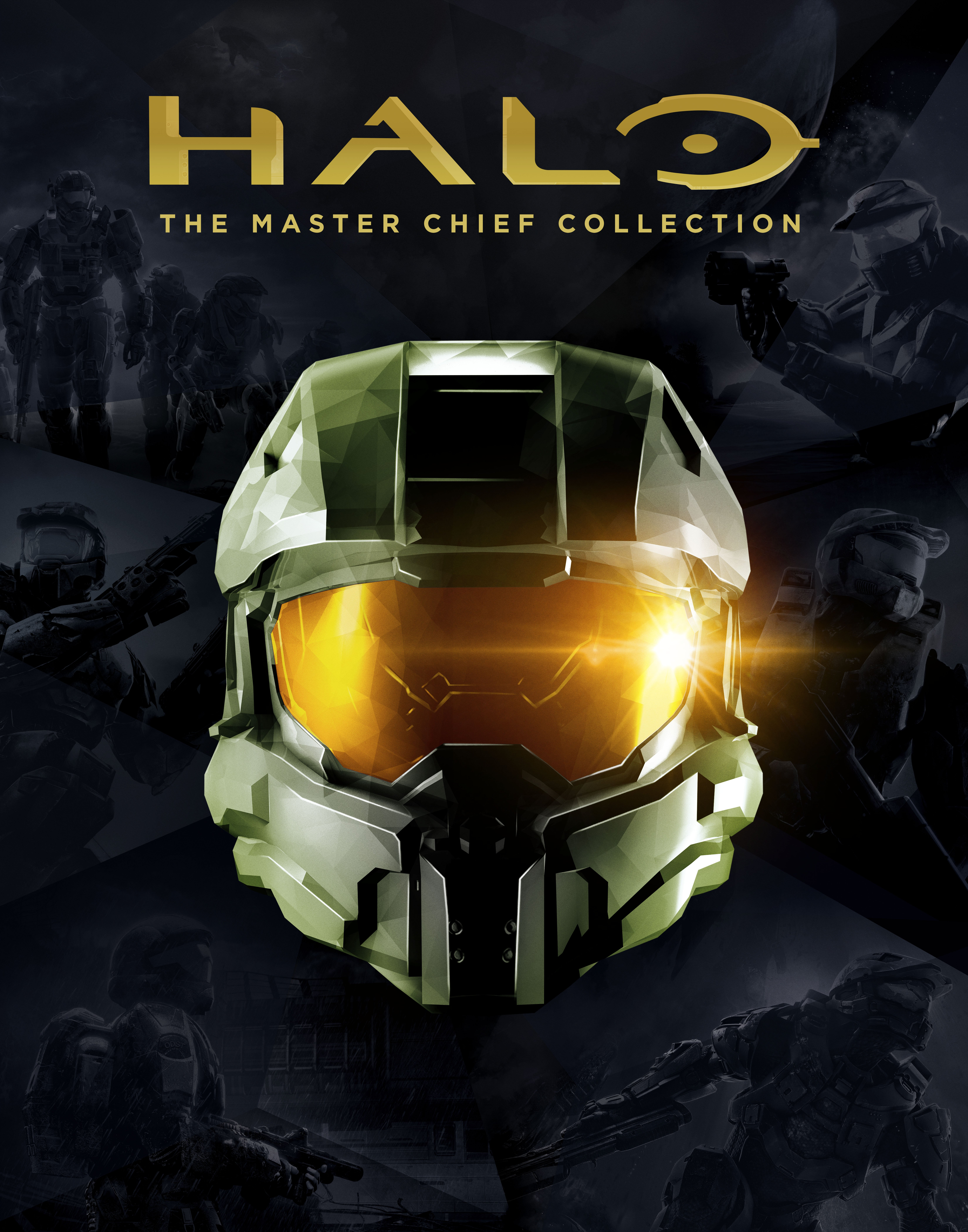 Halo: The Master Chief Collection [HOODLUM] (2019) PC | Лицензия